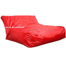 red water float, extra large bean bag chair