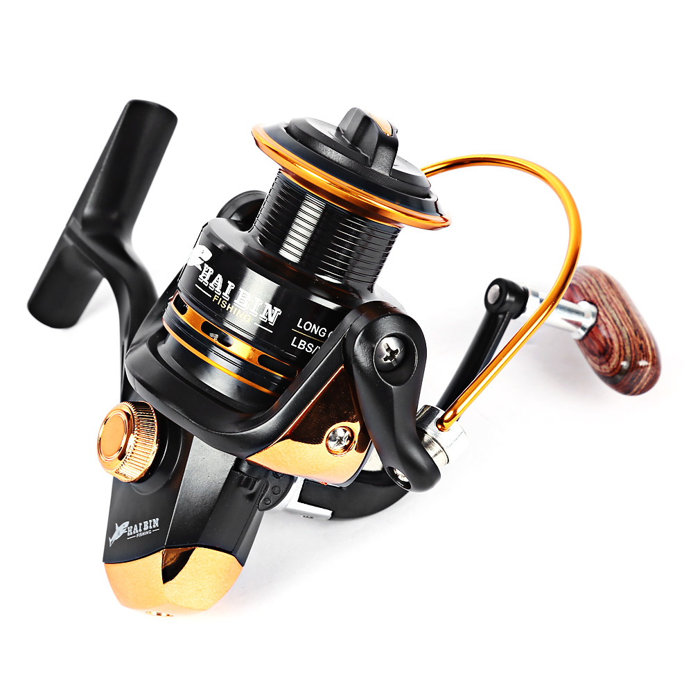 Metal Spinning Fishing Reel for Casting Lure Tackle Line Super Strong fishing reel 5.5:1 Carp Fishing Spinner For Fishing