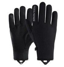 Winter Cycling Gloves Men Women Touch Screen Waterproof MTB Road Bike Warm Fleece Lined Ski