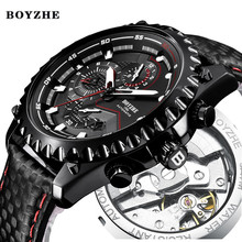 Top Mechanical-Watch Wrist-Watches Military Sports Automatic Luxury Brand Waterproof