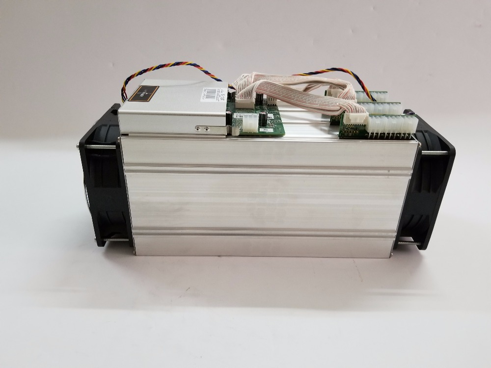 Used AntMiner S9 13.5T With Power Supply Bitcoin Miner Asic