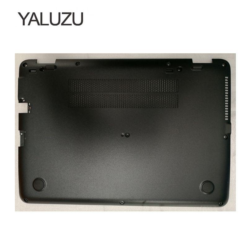 YALUZU New Laptop Bottom Base Case Cover For HP EliteBook 840 G3 Base Chassis D Cover Case shell lower cover BLACK 821162-001