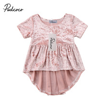 818694c6c261b Buy girl velvet dress and get free shipping on AliExpress.com