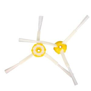 Image 5 - Kit de escova de filtro para irobot roomba 600 series 605 615 616 620 621 631 651 650 690 680 ferramentas limpeza batedor escova filtros kit