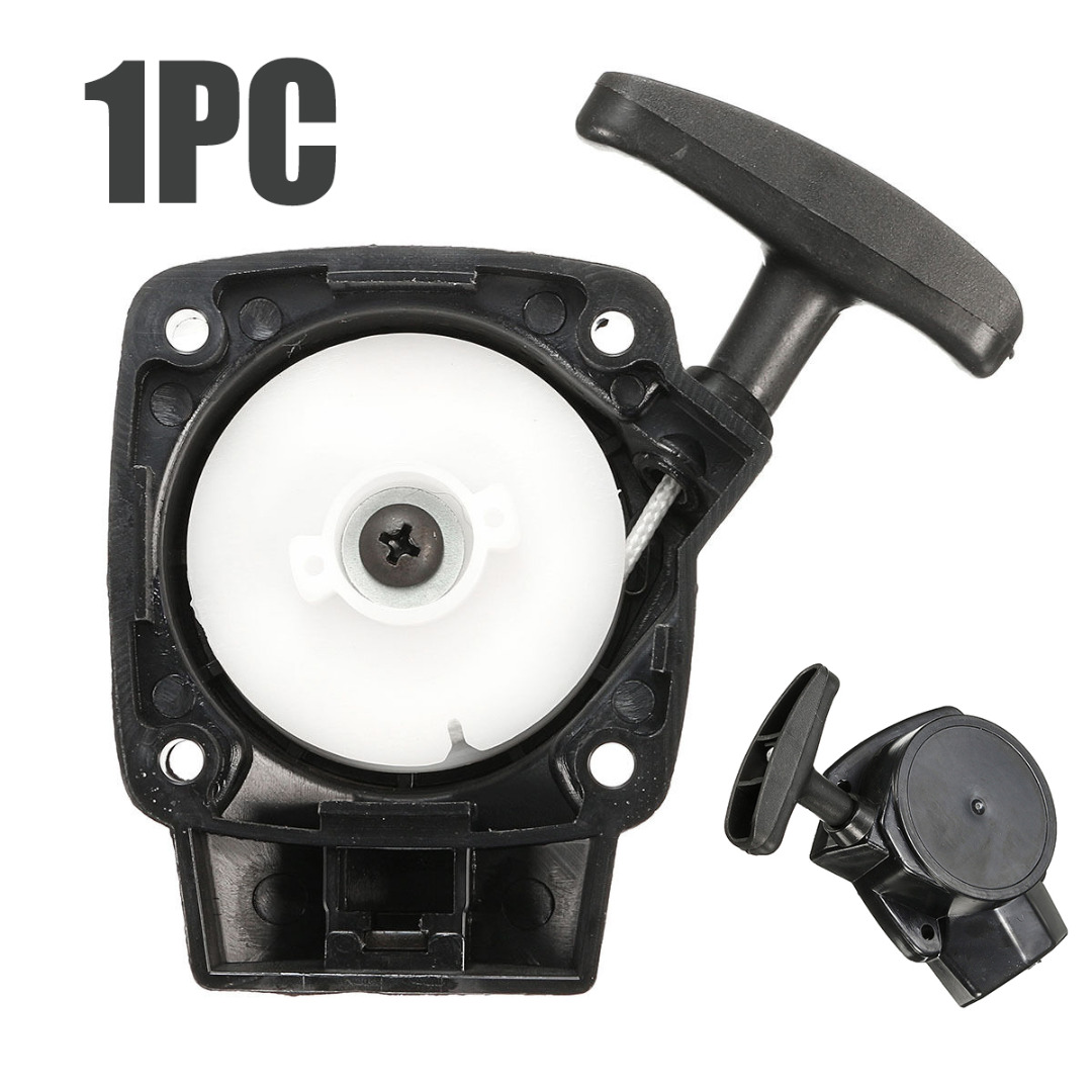 UK Pull Starter Cord Pully Recoil Pullstart For 22cc 26cc 36cc Strimmer Chainsaw