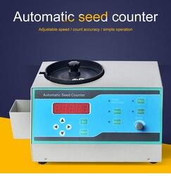 Automatyczna maszyna licząca nasiona do różnych kształtów nasiona EU PLUG hydroponika automatyczne liczniki nasion