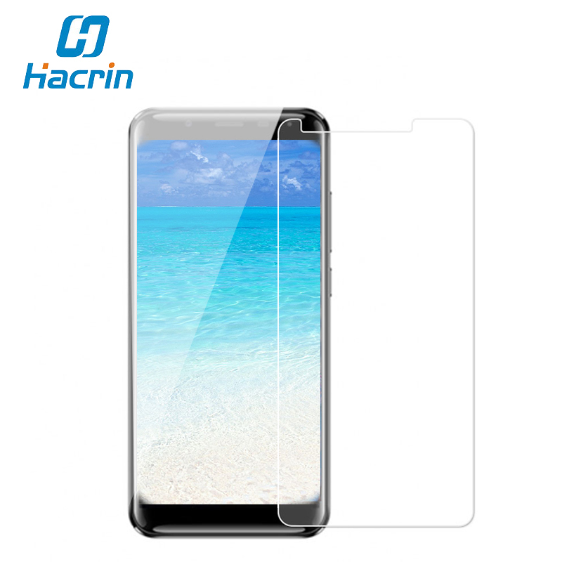 Oukitel c8 tempered glass 9h 2 5d scratchproof tempered for Glass 2 glass