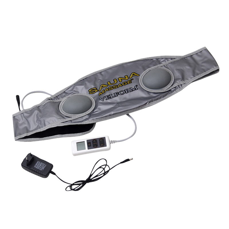 High Quality Body Massage Vibration Sauna Fat Burner Reduction Slimming Belt Waist Massager Heating Health Care Tools  TN new arrival massage body health tools body slimming massager losing fat machine promote blood circulation