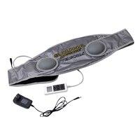 High Quality Body Massage Vibration Sauna Fat Burner Reduction Slimming Belt Waist Massager Heating Health Care