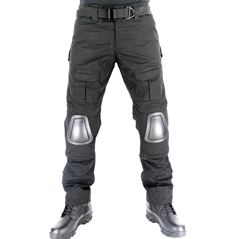 Military Tactical Pants with Knee Pad Hunting Clothing Airsoft Paintball Army Combat Padding Suit Camouflage Sport Trouser