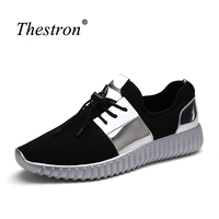 Homme Femmes Sneakers 11 Noir Or Argent Couples de Sport Chaussures Bande Élastique à Pied les Chaussures Printemps Été Jogging Sneakers