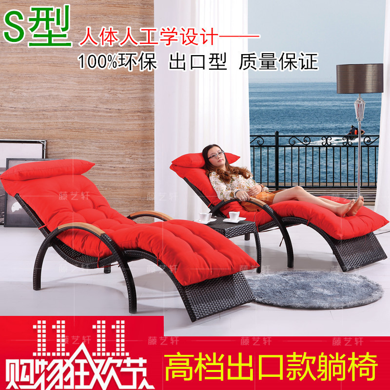 Outdoor Patio Furniture For Seniors: Export Lounge Chair Outdoor Chair Recliner Chairs For The