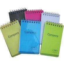 Комикс канцелярские Блокнот катушки А7 конфеты цвет Блокнот портативный странице книги.