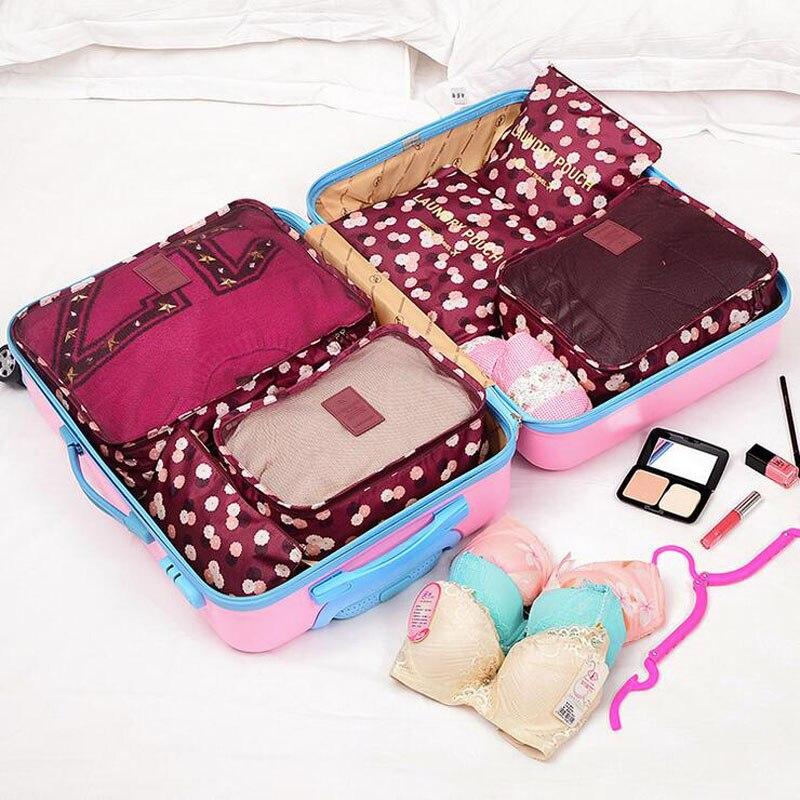 bolsaagem bolsa de viagem de Estilo : Floral Dot