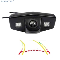 Dynamic Trajectory Reverse Backup Rear View Camera For Honda accord 7 2003 2010 Vehicle Tracks Parking Camera