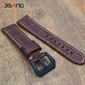 For Samsung Gear S3 Classic/Forntier Smart Wristband 22mm 24mm Genuine Leather Watch bands Replacement Leather Straps