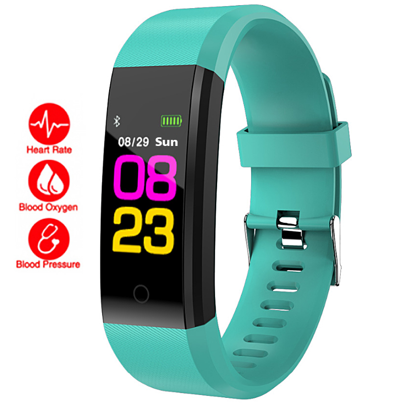 Men Smart Watch Calories Heart Rate Tracker Multi-Functions Sports Watches Reminder Digital Wristwatches Relogios Male Clock
