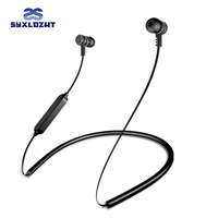 Neckband ST K1 Sport Bluetooth Earphones Wireless Headphones Support TF Stereo Blutooth Headset Headphone With Mic