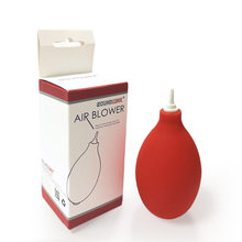 Rubber Cleaning Tool Air Dust Blower Ball for Hearing Aid Aids Earmold Tube Camera Lens Watch Keyboard(China)