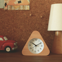 Wake Up Light Clock Creative Wooden kids Alarm Clock Digital Led Table Talking Wood Night Electronic Desk Clock Kids 4z