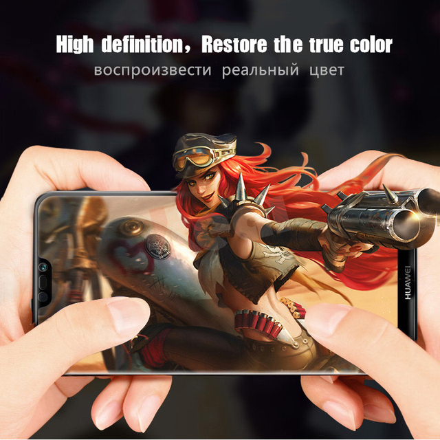 Screen Protector Hydrogel Film For Huawei P40 P20 P30 Lite Protective Film For Honor Mate 30 20 40 Pro 10 i Lite Film Not Glass 5