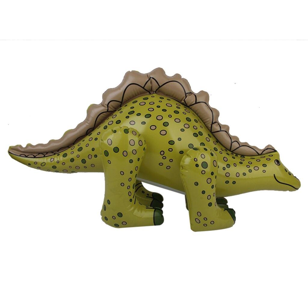 70CM Inflatable Cryolophosaurus Pool Beach Toy Dinosaur Kids Children Party Decorations