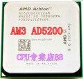 Для AMD AM3 Athlon X2 5200 45 нм 2.3 г 938 pin AD5200 поддерживает поколения DDR3 памяти настольного процессора