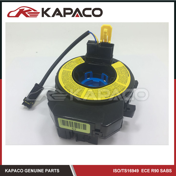 Prix pour Nouvelle Marque auto pièces chine airbag couverture pour hyundai Kia horloge printemps OEM 934902P010 93490-2P010