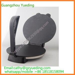 CE approved 8 inch indian roti maker /chapati making machine / Tortilla roti maker(China)