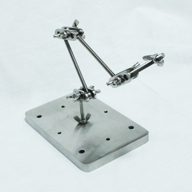 Здесь можно купить  High quality stainless steel Rig-270 rigging system for stop motion animation character   Бытовая электроника