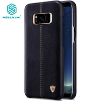 NILLKIN Englon Leather Cover For Samsung Galaxy S8 S8 Plus Capa Luxury Vintage PU Leather Case