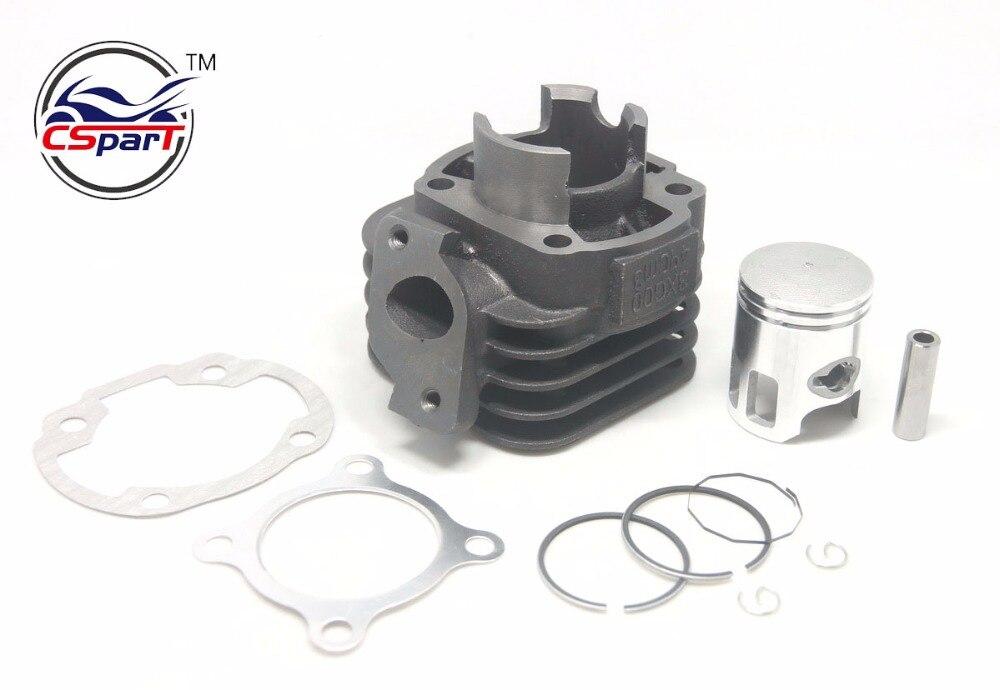 40mm 10mm 12mm Cylinder Piston Ring Gasket Kit JOG 50 50CC 1P40QMB CPI Jonway Keeway Yiying ATV Buggy Scooter Parts