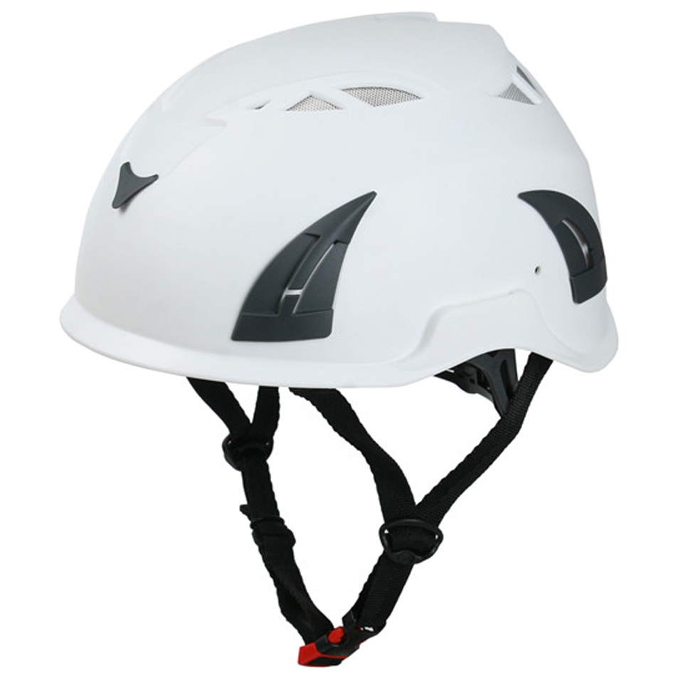 Mountain Climbing Helmet Integrally-molded Rock Climbing Helmet CE Certification Material ABS+EPS 3 claw grappling hook outdoor carabiner rock climbing mountain gear