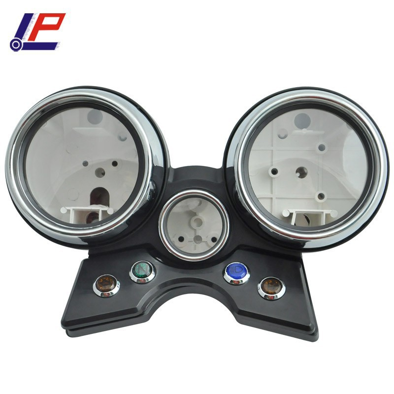 LOPOR For SUZUKI GSF250 GSF400 GSF750 GSF1000 Bandit 77A Motorcycle Gauges Cover Case Housing Speedometer Tachometer