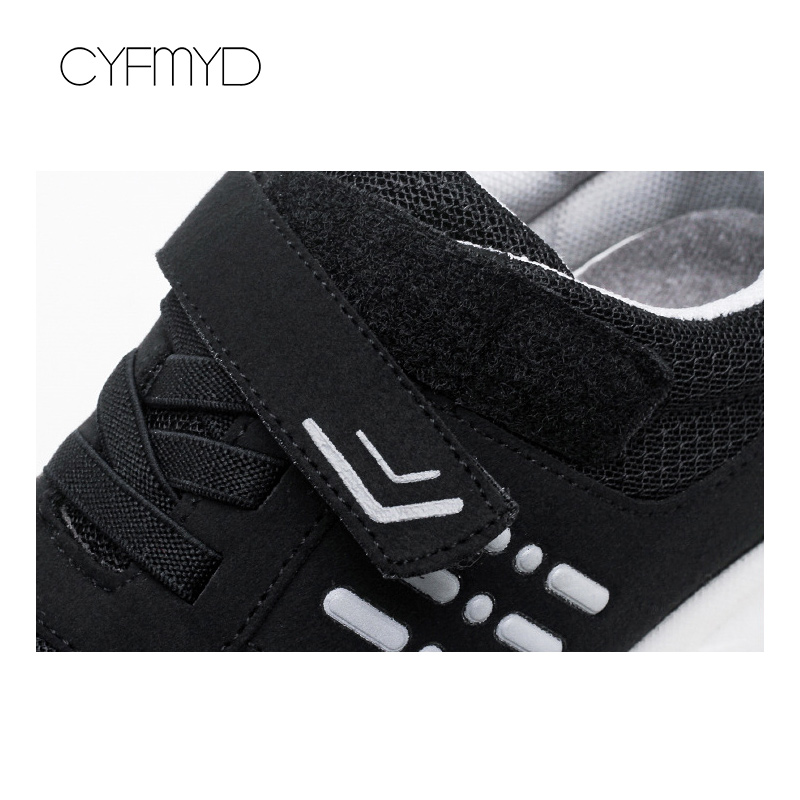 Women vulcanize shoes hook amp loop wedges shoes for women patchwork mesh breather hard wearing non slip female sneakers in Women 39 s Vulcanize Shoes from Shoes