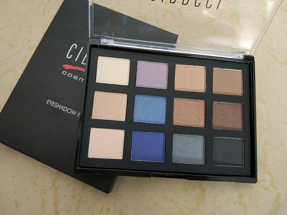 Glitterpoeder Palet Langdurig & Shimmer Oogschaduw Palet Ogen Make-up - Make-up