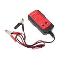 Universal 12V Cars Relay Tester Alligator Clip Relay Testing Tool Auto Battery Checker Accurate Diagnostic Tool