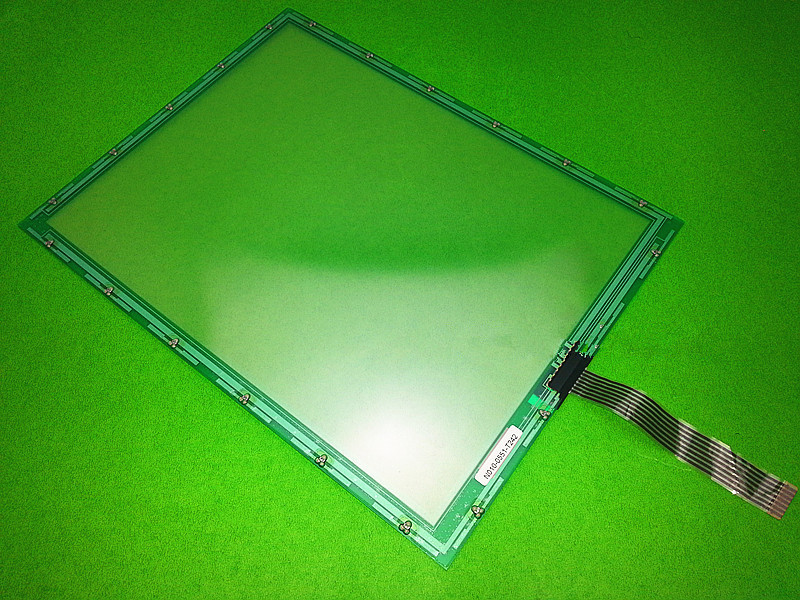 цена на Original 12.1 inch 7 wire Touch Screen Panels N010-0551-T242 Industrial POS machine touch screen digitizer panel free shipping