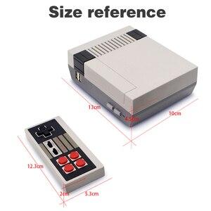 Image 3 - البيانات الضفدع التلفزيون لعبة فيديو وحدة التحكم المدمج في 620 ألعاب 8 بت الرجعية لعبة وحدة التحكم المحمولة الألعاب لاعب أفضل هدية شحن مجاني
