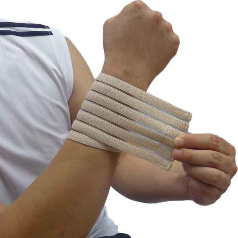 Outdoor Sports Wrist Brace Wrap Support Gym Strap Elastic Wristband Bandage 1PCS