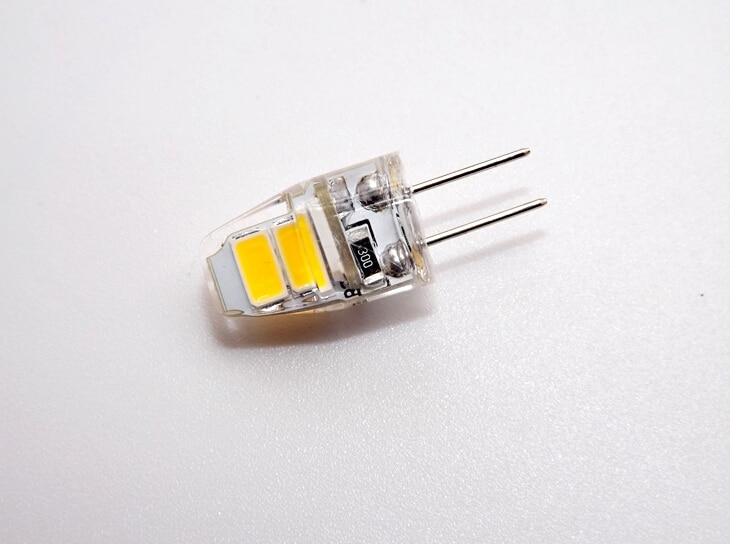 10 teile los g4 6 v led lampe leuchtet dc6v mikroskop birne led g4 6