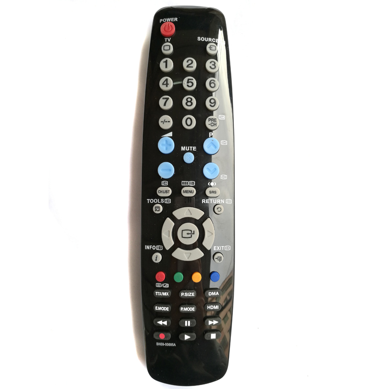 New REPLACEMENT BN59-00685A For Samsung TV Remote Control BN59-00683A BN59-00685A TV Player LA26A350C1 LA26A350C1N ...