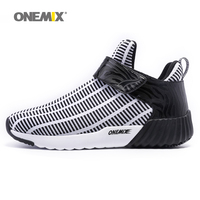 Man Winter Warm Shoes For Men 2017 High Top Mens Sports Outdoor Running Shoes Black Trends