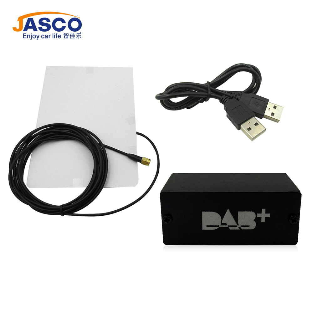 Universal DAB+ USB cable DAB+ Antenna usb dongle for Android car dvd player DAB Antenna for Android DAB 5.1 6.0 7 .1.1