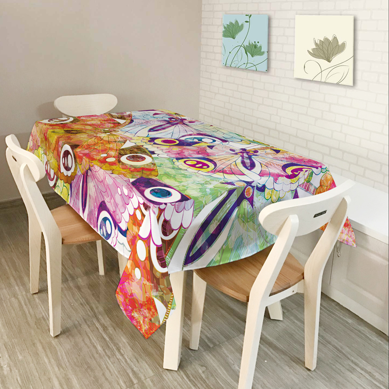 New Home decor Table Cloth Dining Tablecloth Coffee Restaurant Table - Home Textile - Photo 2