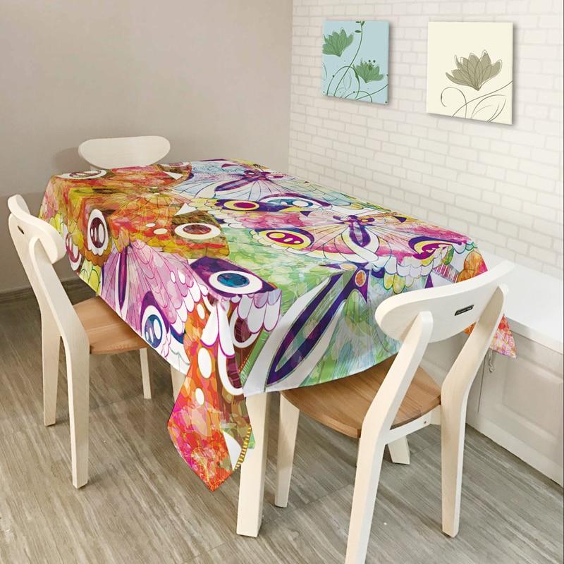 Нов декор за дома Покривка за - Домашен текстил - Снимка 2