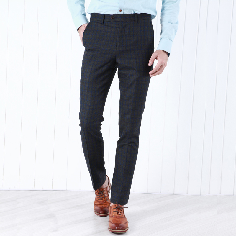 Popular 100 Wool Pants Men-Buy Cheap 100 Wool Pants Men lots from ...