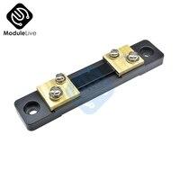 FL-2 50A 75mV resistencia a la desviación para la derivación del amperímetro Digital nuevo