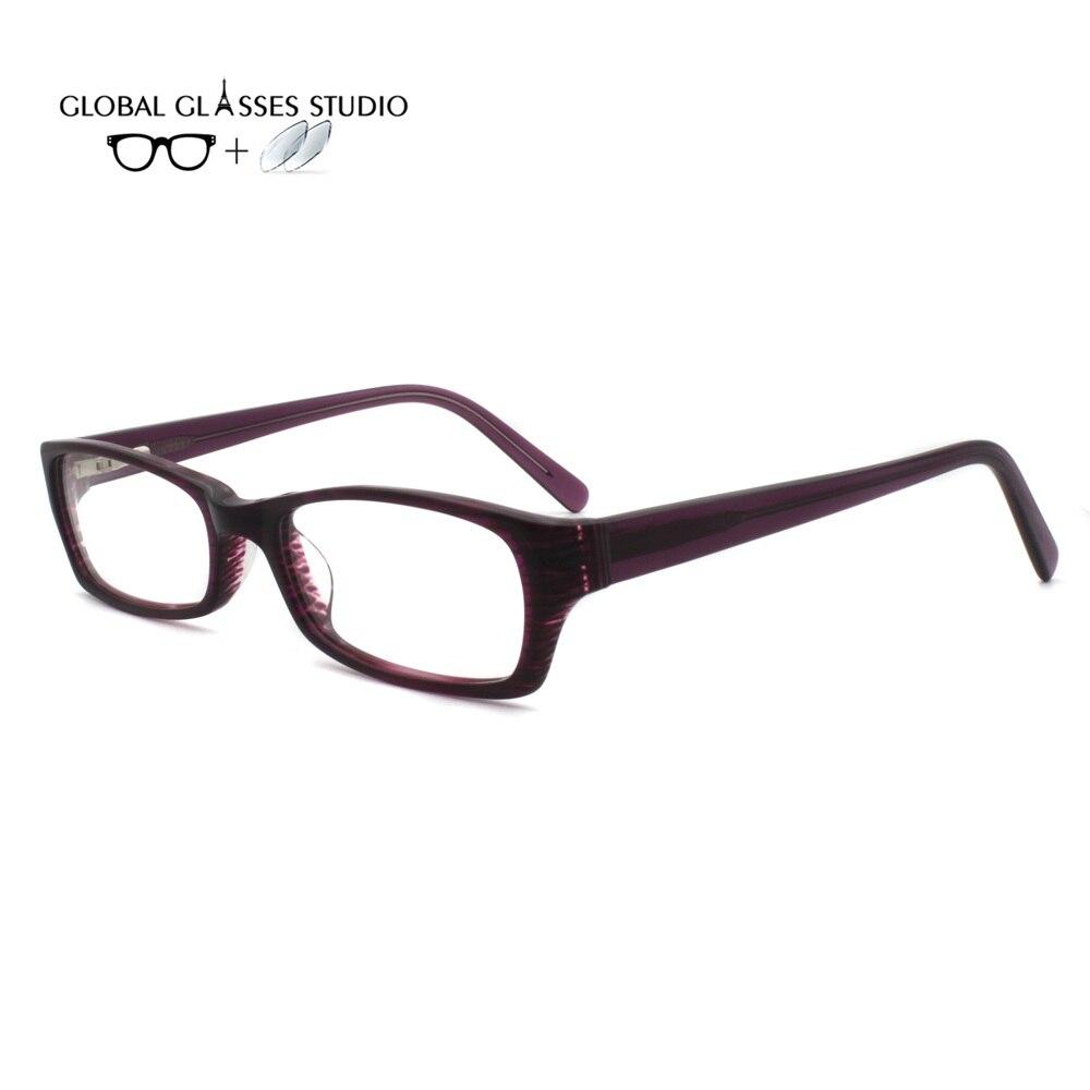 Gehorsam Frauen Acetat Brille Rahmen Brillen Brillen Lesen Myopie Rezept Objektiv 1,56 Index Rm0414 Krankheiten Zu Verhindern Und Zu Heilen