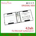 New genuine original 7.4V 42WH 5676mah battery for Microsoft surface pro 2 windows 8 pro tablet